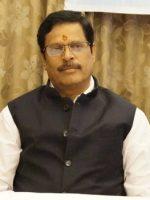 Executive President_G B Vyas